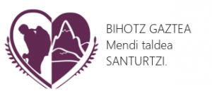 CLUB DE MONTAÑA BIHOTZ GAZTEA SANTURTZI.